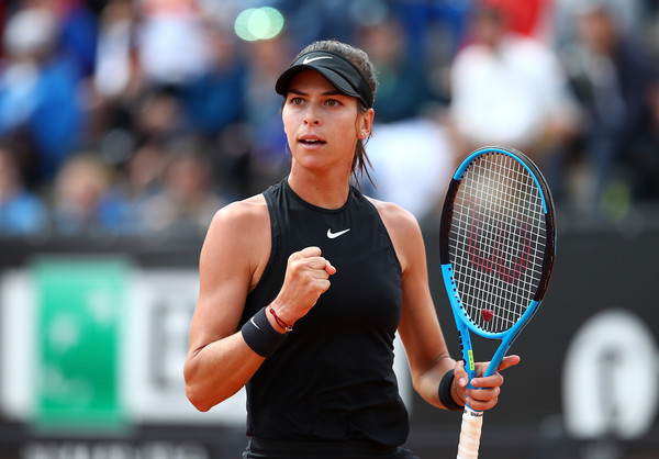 Ajla Tomljanovic will look to create the upset on the opening day of play | Photo: Julian Finney/Getty Images Europe