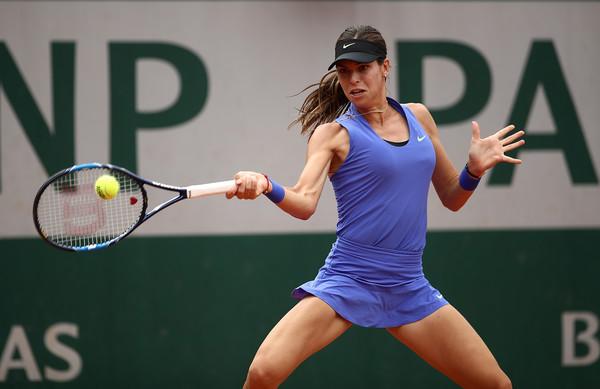 French Open: Kiki Bertens eases past Ajla Tomljanovic ...