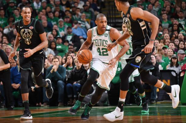 Al Horford fue el más destacado de los Celtics | Foto: NBA.com