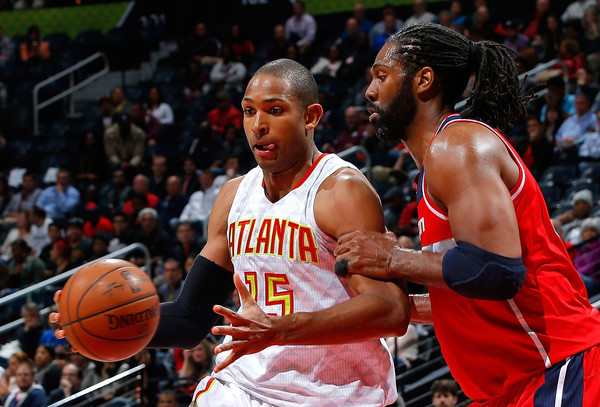 Horford in fase offensiva - Source: Kevin C. Cox/Getty Images North America