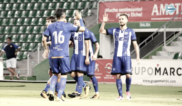(Foto: Divulgação/Deportivo Alavés)
