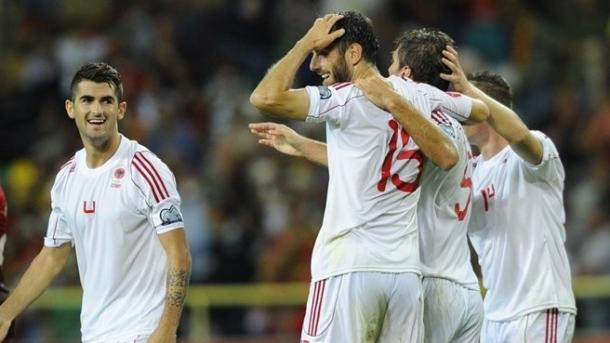 Albania finished second in their qualifying group | Photo: Getty