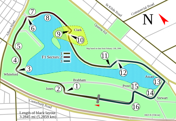 A thrilling way to view Melbourne. | Photo: Wikipedia