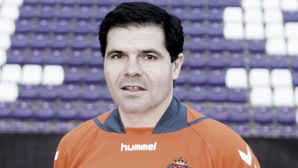 Alberto López | Foto: Real Valladolid
