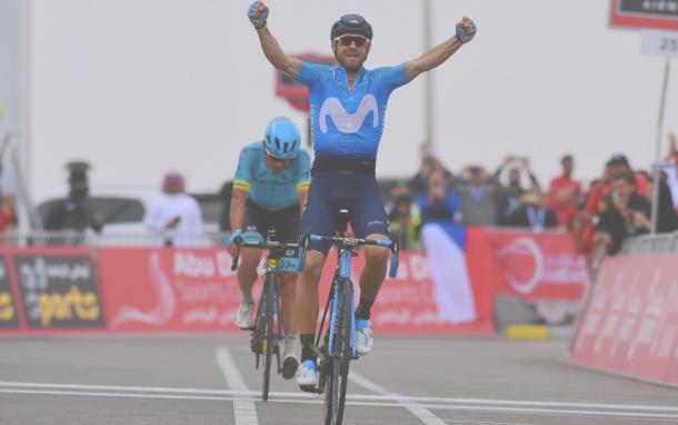 Victoria de etapa en el Tour de Abu Dhabi /Foto alejandrovalverde.es
