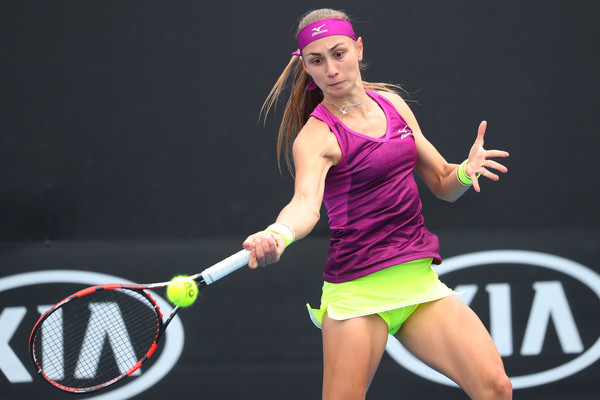 Aleksandra Krunic will now face either Sevastova or Mladenovic in the second round | Photo: Pat Scala/Getty Images AsiaPac