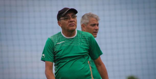 Alí Cañas Foto: Prensa Zamora FC