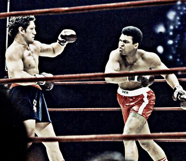 Imagen: Boxeo de Campeones