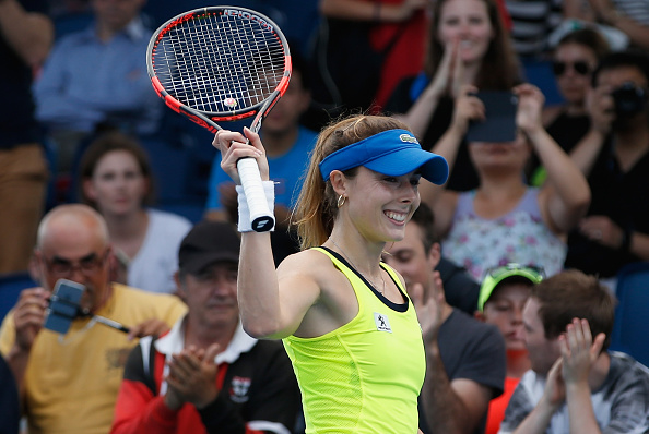 Cornet in Melbourne (Getty/Darrian Traynor)