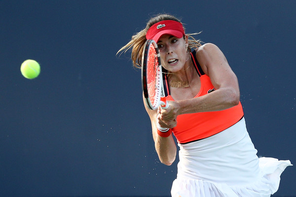 Alize Cornet was just too good today | Photo: Maddie Meyer/Getty Images North America