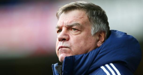 Allardyce has set a target of four wins from eight (Getty Images)