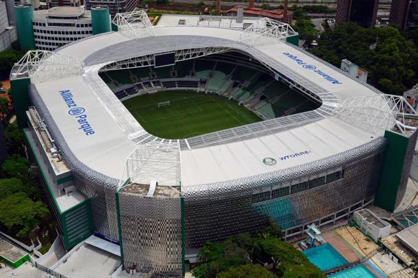 Estádio  Allianz Parque