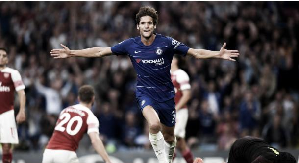 Marcos Alonso | Chelsea FC