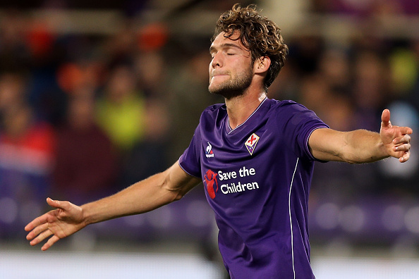 Marcos Alonso (Foto: Gabriele Maltinti/Getty Images)