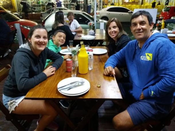 La familia de González | Foto: Cortesía Álvaro González