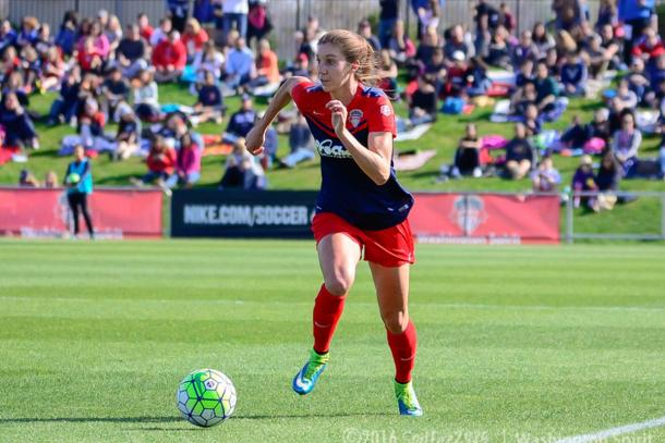 Alyssa Kleiner will join Seattle | Photo: Black and Red United