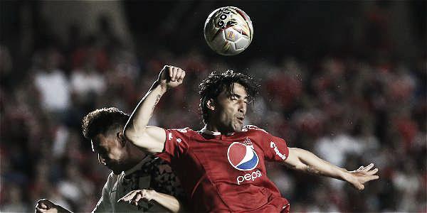 EL TECLA. Marcó el segundo gol ante Atlético FC. (Foto: América de Cali)