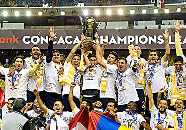 Campeones contra Montreal Impact | Foto: Club América - Sitio Oficial