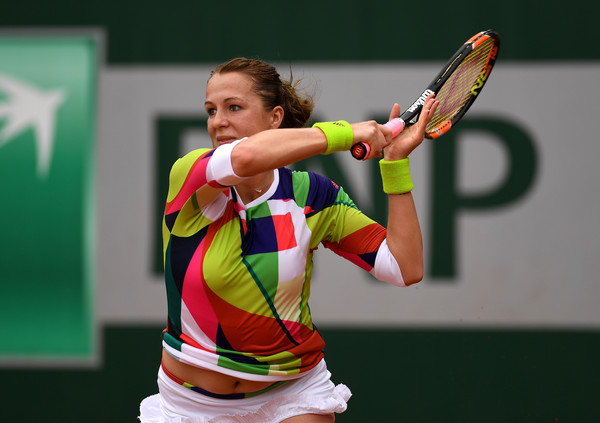 Anastasia Pavlyuchenkova looks to win the title as the top seed here | Photo: Dennis Grombkowski/Getty Images Europe