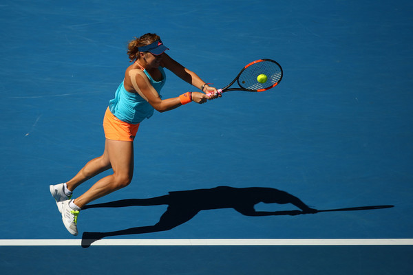 Anastasia Pavlyuchenkova achieved her best result here | Photo: Cameron Spencer/Getty Images AsiaPac