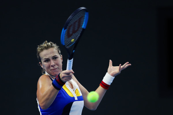 Anastasia Pavlyuchenkova will end her season at the WTA Elite Trophy | Photo: Yifan Ding/Getty Images AsiaPac