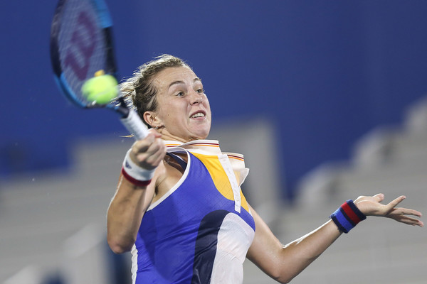 Anastasia Pavlyuchenkova reached the final in Tokyo two weeks ago | Photo: Yifan Ding/Getty Images AsiaPac