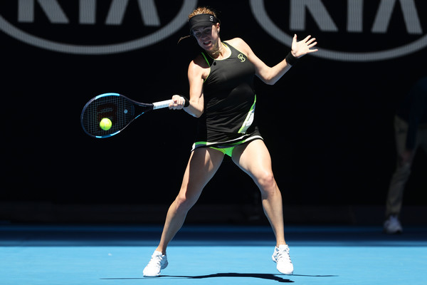 Anastasia Pavlyuchenkova had a poor start to 2018 | Photo: Ryan Pierse/Getty Images AsiaPac