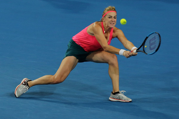 Anastasia Pavlyuchenkova started the year with three consecutive losses in Perth | Photo: Will Russell/Getty Images AsiaPac