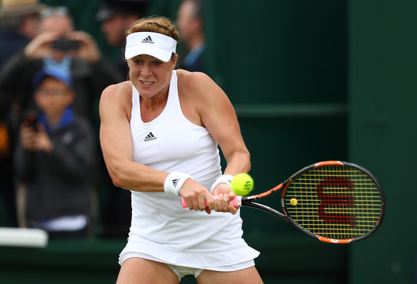 Anastasia Pavlyuchenkova had an impressive run at Wimbledon last year | Photo: Julian Finney/Getty Images Europe