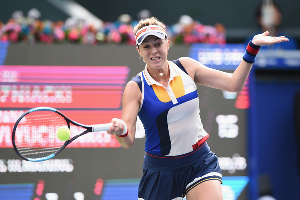 Anastasia Pavlyuchenkova reached the final in Tokyo last week | Photo: Matt Roberts/Getty Images AsiaPac