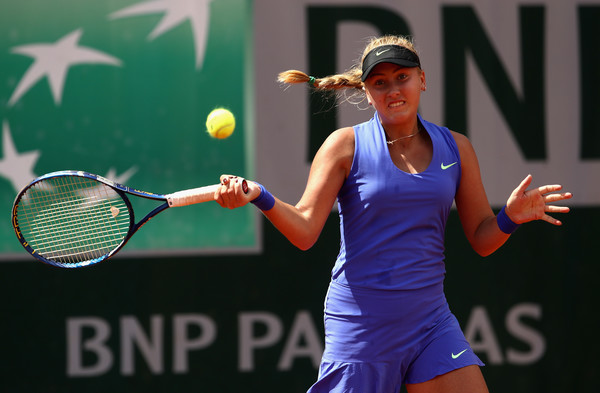 Anastasia Potapova overcame yet another slow start to triumph | Photo: Julian Finney/Getty Images Europe