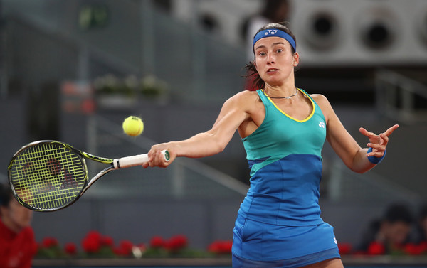 Anastasija Sevastova in action | Photo: Julian Finney/Getty Images Europe