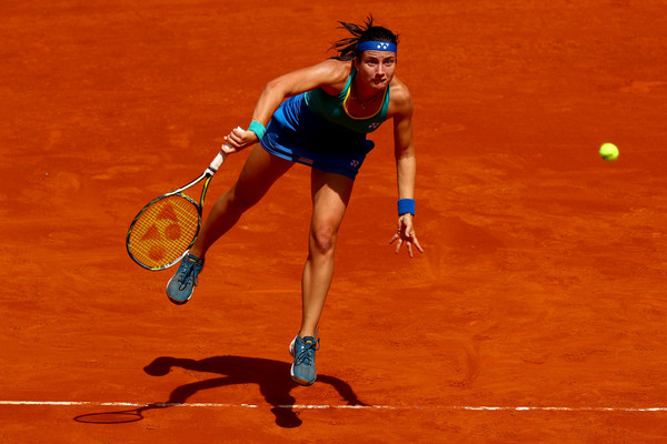 Anastasija Sevastova moves on to the third round | Photo: Clive Rose/Getty Images Europe