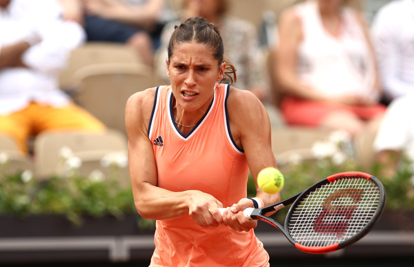 Andrea Petkovic made an incredible comeback in the opening game | Photo: Cameron Spencer/Getty Images Europe