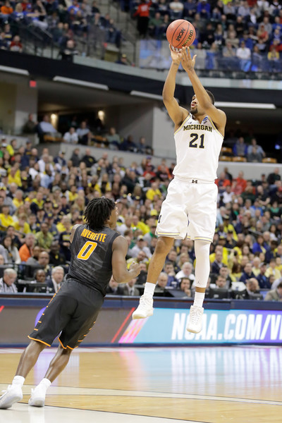 Zak Irvin went 6/11 from the field including 4/6 from three in the win over Oklahoma State. Photo Credit: Andy Lyons- Getty Images