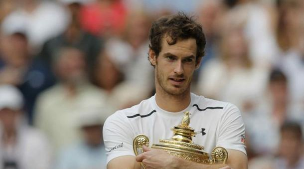 Murray has had a tough but successful year | Photo source: Reuters.