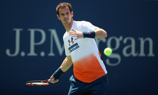 Murray travelled to New York but was forced to withdraw with the niggling hip injury (Photo: Clive Brunskill/Getty Images North America)