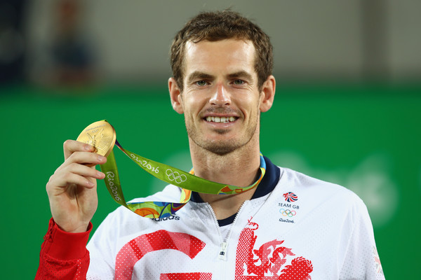 Murray won his second Olympic gold singles medal in Rio (Photo by Clive Brunskill/Getty Images)