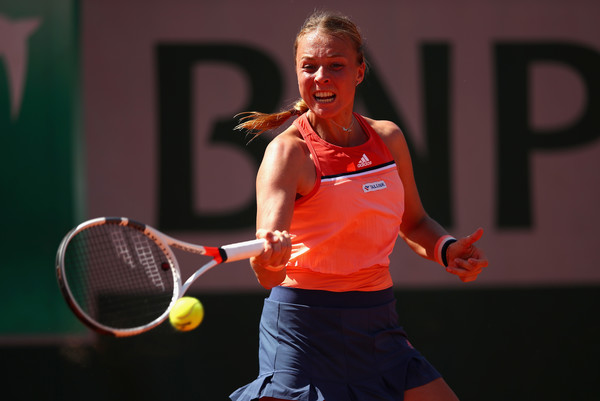 Anett Kontaveit made the second week in both Melbourne and Paris | Photo: Clive Brunskill/Getty Images Europe
