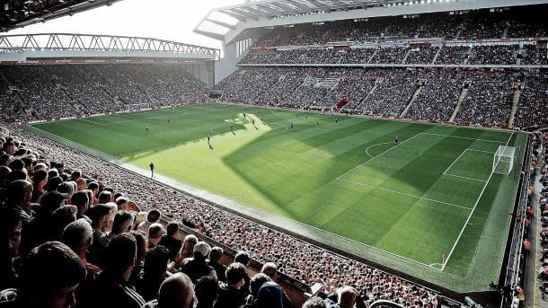 El estadio de Anfield./ Foto: Premier League