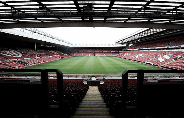 Anfield Road | Getty Images