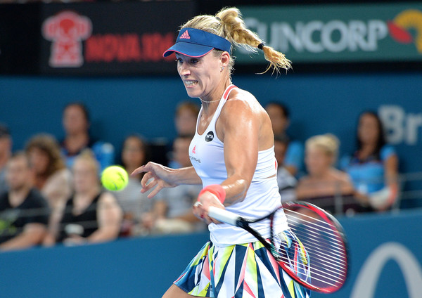 Angelique Kerber faces a tough draw once again | Photo: Bradley Kanaris/Getty Images AsiaPac