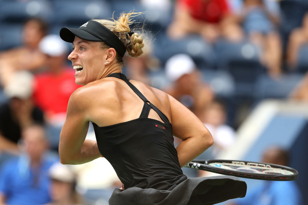 Angelique Kerber's forehands were just too good | Photo: Elsa/Getty Images North America