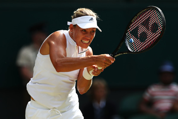 Angelique Kerber looked incredibly good against Naomi Osaka on Saturday | Photo: Matthew Lewis/Getty Images Europe