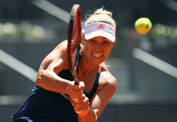 Angelique Kerber was not as impressive as before in her second round match | Photo: Julian Finney/Getty Images Europe
