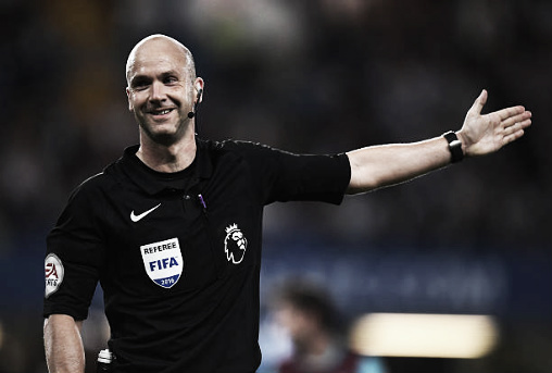 Anthony Taylor |Getty Images
