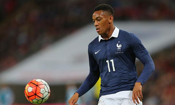 Can Martial carry on his form into Euro 2016? (Photo: Getty Images)