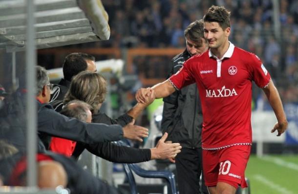 Antonio Colak was cherished at 1. FC Kaiserslautern | Photo: soccerisma