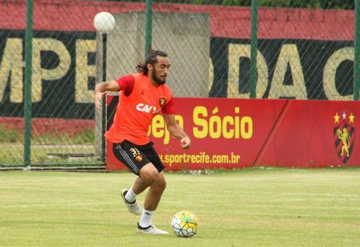 Apodi deve ser o substituto de Rogério. (Foto: Williams Aguiar/Sport Club do Recife)