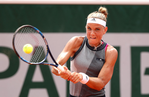 Arantxa Rus managed to qualify for the main draw at Roland Garros this year | Photo: Matthew Stockman/Getty Images Europe
